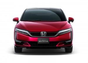 Премьера Honda Clarity Fuel Cell: ставка на водород
