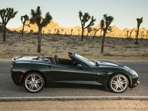 Дебютант Chevrolet Corvette С7 Stingray Convertible: новая глава