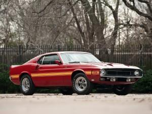 Shelby GT500 1969 года