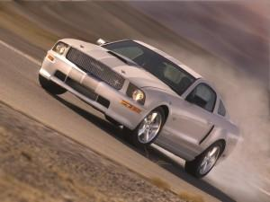 Shelby GT 2006 года