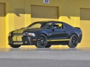 Shelby GT350, 2012 год