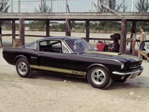 Shelby GT350 1966 года