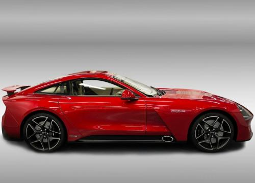 TVR Griffith 2018, вид сбоку