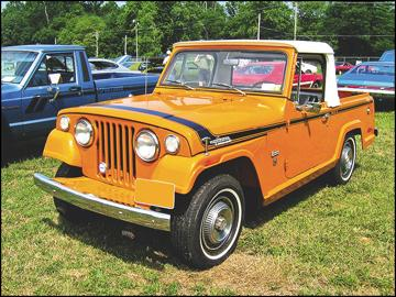 1971 Jeep Jeepster Commando