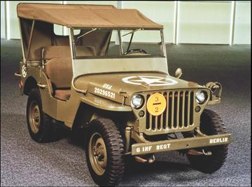 1943 Willys MA