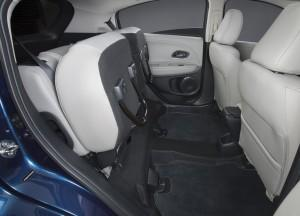 Honda HR-V Magic Seat