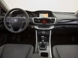 2013 Honda Accord EX-L V-6 Coupe