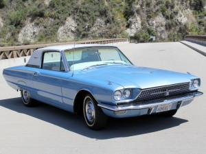 Ford Thunderbird 1966 года