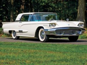 Ford Thunderbird 1958 года