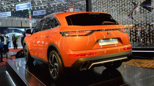 Citroen DS7 Crossback 2017