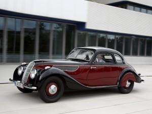 BMW 327 Coupe 1938 года