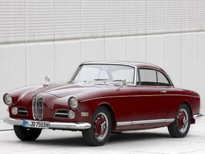 BMW 503 Coupe 1956 года