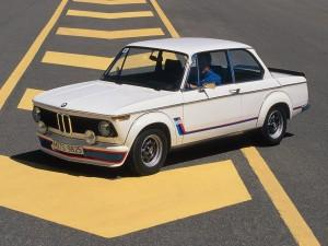 BMW 2002 Turbo, 1974 год