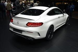 Mercedes-Benz C-Class Coupe 2015