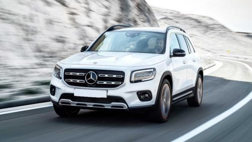 Премьера Mercedes-Benz GLB: расширение линейки