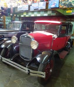 Ford A 1928 года