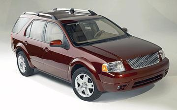 Ford Freestyle — премьера 2004