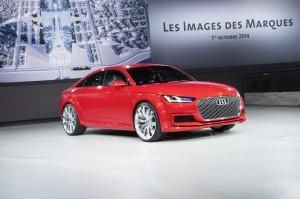 Autosalon Paris 2014