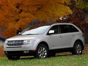 Lincoln MKX 2006 года