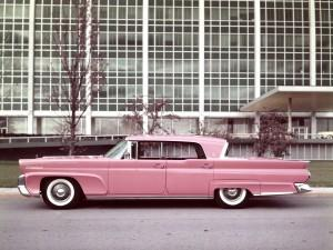 Lincoln Continental 1958 года