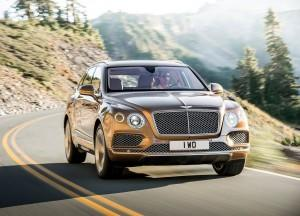 Дебютант Bentley Bentayga: проба пера