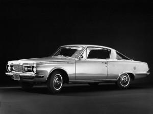 Plymouth Valiant Barracuda 1964 года