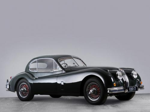 Jaguar XK140 Fixed Head Coupe 1954 года