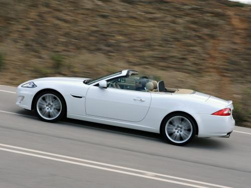 Jaguar XK Convertible 2011 года