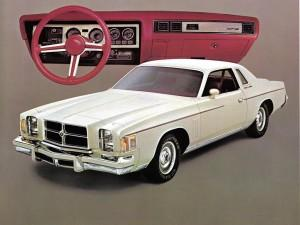 Chrysler 300 1978 года