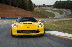 Дебютант Chevrolet Corvette Stingray Z06: обузданная мощь
