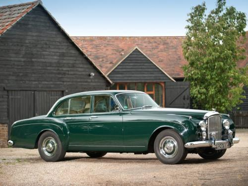 Bentley S2 Continental Flying Spur 1959 года