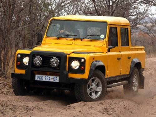 Land Rover Defender 1990 года