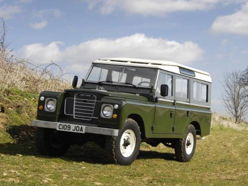Land Rover Series III 1971 года