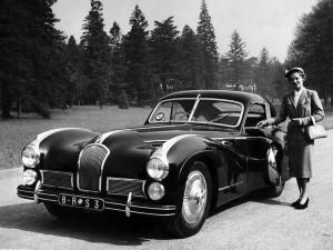 Talbot-Lago T26 GS Coupe 1949 года