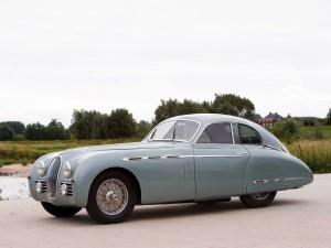 Talbot-Lago T26 Grand Sport Coupe 1951 года