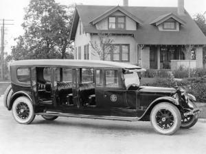 Packard Twin Six Special Commuter Bus