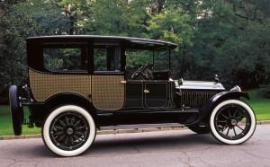 Packard Twin Six Town Car 1916 года