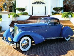 Packard Twelve Boattail Speedster